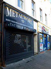 metalworx tattoo (dddoc1965) Tags: street get shop town google high search photographer open image property front your shops to stores paisley let noticed in buisness davidcameron causeyside paisleypattern a dddoc paisleytown paisleyhighstreet positivepaisley