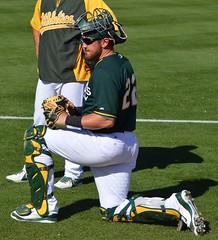 LukeMontz knee (jkstrapme 2) Tags: hot male jock pants baseball butt tight catcher athlete