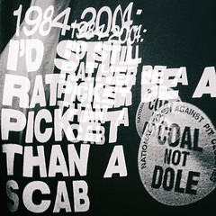 Coal Not Dole (ROB KNIGHT photography) Tags: community support spirit sheffield solidarity 1984 rotherham commemorating battleoforgreave robknight minersstrike orgreave canoneos5dmkii truthjustice axeman3uk masspicnic canon100400eflseries wwwrkphotographiccom robrkphotographiccom rkphotographic orgreavetruthjusticecampaign wwwotjcorguk