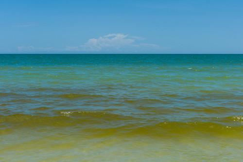 Hua Hin sea and sky