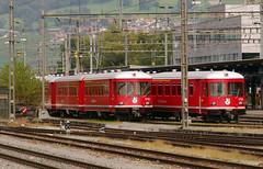 Landquart (fgrsimon) Tags: switzerland rhb landquart rhatischebahn swissrailways abdt