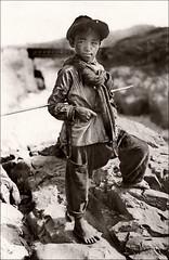 Circassian Boy (ookami_dou) Tags: portrait vintage russia circassian karachaycherkessia  pjatov