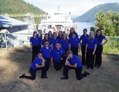 """Group at Ferry • <a style=""""font-size:0.8em;"""" href=""""http://www.flickr.com/photos/54628620@N02/15349984789/"""" target=""""_blank"""">View on Flickr</a>"""
