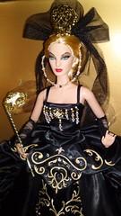 2014 Venetian Muse Barbie (4) (Paul BarbieTemptation) Tags: gold glamour label barbie muse linda venetian exclusive direct global 2014 kyaw
