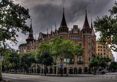 Barcelona! (alex_evd) Tags: barcelona city travel summer spain