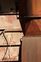 Big Rustscape (gripspix (BUY BUY! OFF NOW!)) Tags: rust iron storage scrapyard rost eisen quarrel schrottplatz lagerplatz steibruch 20141014