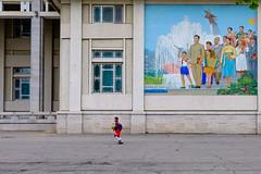 happy young pioneer (jonas_k) Tags: travel northkorea pyongyang dprk pjöngjang
