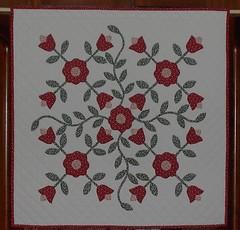 CORONA DE FLORES 1 (C. Velasco (patch)) Tags: tapices
