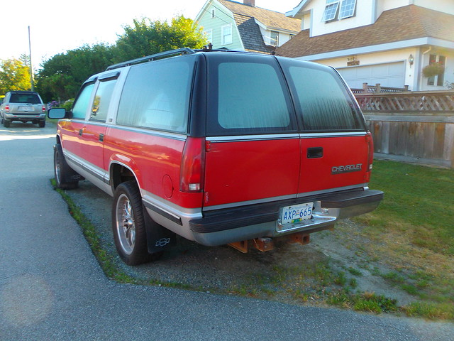 chevrolet suburban mapleridge 1500 axp665
