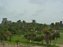 P1020351 (ferenc.puskas81) Tags: america palms mexico ruins riviera maya central july tulum palme castillo 2010 centrale messico luglio