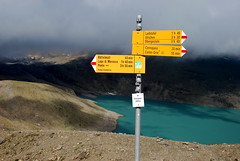Griespass / Passo del Gries (pelangio957) Tags: mountain alpes schweiz ticino suisse alpen svizzera alpi wallis valais griessee stausee nufenen bergwelt lagodelgries griespass passodelgries