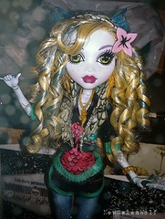 ** Hey ghoul!! ** (NSW ) Tags: blue original sea sexy beautiful monster 1 high doll first wave mattel ghotic lagoona