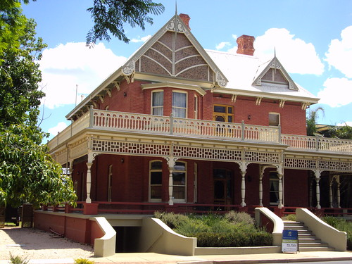 Mildura. Rio Vista the fancy two storey by denisbin, on Flickr