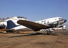 ZS-DIW Douglas C-47 Phoebus Apollo (Keith B Pics) Tags: pegasus douglas dc3 dakota c47 qra fagm phoebusapollo zsdiw 4292215 fl583 saaf6871