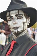 MCM Comic Con (sharkskin2) Tags: red london america costume sam cosplay dwarf manga fox captain jedi batman joker sparta dccomics excell mcmcomiccon2014