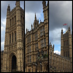 Parliament Triptych (Deydodoe) Tags: uk london westminster mobile architecture photography democracy triptych political politics housesofparliament parliament labour politician government conservative mp 500views lords houseoflords iphone palaceofwestminster houseofcommons 2014 libdem ukip deydodoe dipticapp
