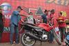 Sorteio Moto - GP Itabirito 2014