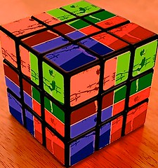 Jessie's Pop Art Rubik's Cube - 5 (chicbee04) Tags: arizona ballet ballerina colorful tucson oneofakind creation danceuse balletdancer dumpernet arizonaballettheatre misscecilyyoungballetstudent