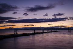 Pier (Nick DiRico) Tags: lens nikon vermont allen waterfront ethan kit d5100