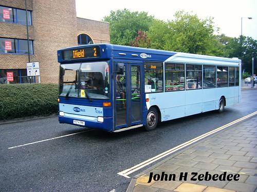 Metrobus No. 6394