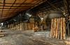 Charcoal Factory - Panorama HDR (IT Ninja On The Run) Tags: panorama landscape factory charcoal kuala hdr sepetang kualasepetang arang kilang