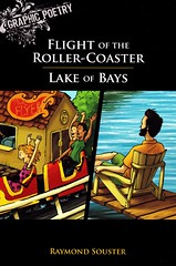Flight of the Roller-Coaster / Lake of Bays (Vernon Barford School Library) Tags: new school gavin reading book high poetry graphic library libraries reads books read paperback cover poet junior covers raymond bookcover middle vernon biography recent mccarthy bookcovers nonfiction paperbacks barford biographical softcover biographic graphicpoetry vernonbarford softcovers souster graphicnonfiction 9781554487233