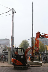 Lamppost removal