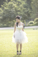Wedding Gowns Outdoor2 (Alphone Tea) Tags: life wedding light portrait woman white cute girl beautiful lady wonderful print daylight amazing model eyes singapore colorful asia pretty slim dress photoshoot bright sweet bokeh modeling outdoor album great young makeup like business attractive lovely gown facebook prewedding 6d weddinggown 2014 70200f28l atphotography 70200f28lisiiusm