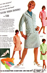 Spiegel 67 sale print suit (jsbuttons) Tags: clothing mod 60s buttons spiegel womens clothes 1967 catalog 67 sixties vintagefashion