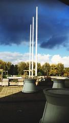 Skyporn Pole Position Up To The Sky Lerone-matrix at Haus der Kulturen der Welt (lerone) Tags: poleposition uptothesky skyporn leronematrix