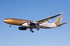 Gulf Air Airbus A330-243 A9C-KA (Thames Air) Tags: gulf air airbus a330243 a9cka