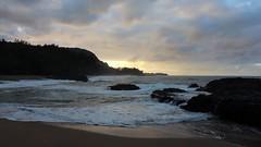 MVI_9805 (Chuck 55) Tags: sunset hawaii kauai lumahaibeach kauaibeach