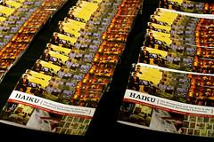 HAIKU Conference (Penn | Art & Culture) Tags: music design haiku arts translation archives conference upenn universityofpennsylvania finearts humanities creativewriting historyofart cinemastudies karenbeckman officeoftheprovost pennartandculture pennartsandsciences thehumanitiesandtheartsintheintegratedknowledgeuniversity integratedknowledge creativepedagogy