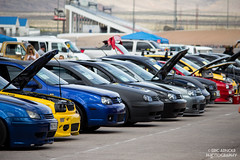 Water Cooled Heaven (Eric Arnold Photography) Tags: auto show vegas rabbit car vw volkswagen automobile lasvegas row line jetta motor gti carshow speedway lineup volkswagens 2014 corrado lvms bugorama vegasbugorama lasvegasmotorspeedwaygolf
