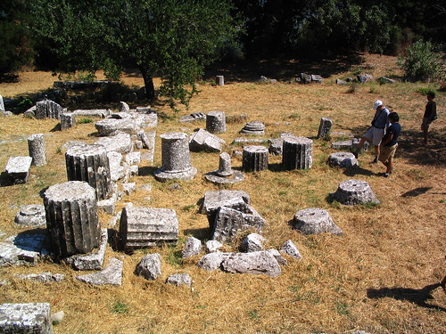 Sanctuary of Despoina at Lykosoura, Arkadia 67