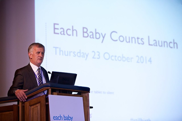 Each Baby Counts - Dr David Richmond
