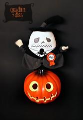 7 days ^^ (Julyandme) Tags: halloween jack disney alcalde pesadillaantesdenavidad