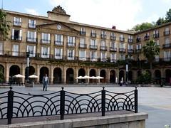 Bilbao-Plaza Mayor (juantiagues) Tags: plaza mayor bilbao juanmejuto juantiagues