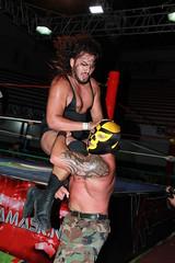 IMG_3912 (Black Terry Jr) Tags: japan blood wrestling hardcore terry masada lucha libre sangre chilanga czw
