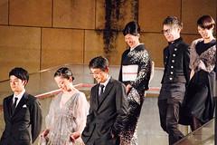 27th Tokyo International Film Festival: Ikematsu Sosuke, Miyazawa Rie & Yoshida Daihachi from Pale Moon
