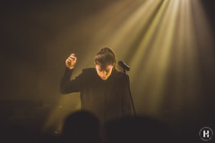 Jessie Ware (Ms Redrum) Tags: show lighting toronto jessie hall concert live great voice cinematic ware