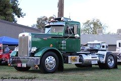 Greens Single Axle (RyanP77) Tags: show wheel truck cattle dump semi chrome rig pete heavy stockton tanker peterbilt 389 359 hauler cabover 388 379 352 daycab