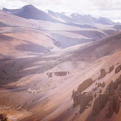 A Road In Indian Himalayas, Ladakh, India (Nutth147) Tags: road travel india leh ricoh manali himalayas touring ladakh gx