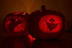 More pumpkins (Thijs doet wijs) Tags: halloween pumpkin carving pumpkincarving fantasy horror allhallowseve