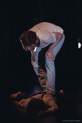 La voz de nunca. A partir de Esperando a Godot, de Samuel Beckett - Ignacio Jiménez y Luz Arcas - Teatro Echegaray (Málaga) (Javier Suárez Gómez (javisuarezgomez@gmail.com)) Tags: dance theatre performingarts waitingforgodot málaga contemporarydance samuelbeckett enattendantgodot danzacontemporánea esperandoagodot teatroechegaray laphármaco luzarcas begoñaquiñones lavozdenunca ignaciojiménez javiersuárezgómez laphármacodancecompany danceandtheatre