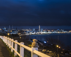 Le Havre , by night (lesphotosduseb) Tags: mer seascape night landscape teddy le havre maritime normandie normandy