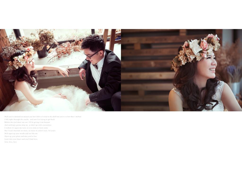 台中,顏氏牧場,郭賀影像,拍婚紗,愛情蔓延,自主婚紗,婚攝郭賀,自助婚紗