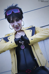 Jubilee - X-Men (Lyon Hart Photography) Tags: comics cosplay jubilee xmen hero superhero cosplayer marvel remy gambit