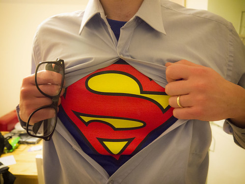 Superman by tom_bullock, on Flickr