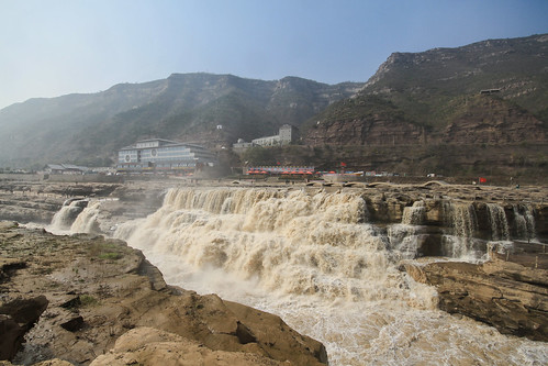 HUKOU WATERFALL-5